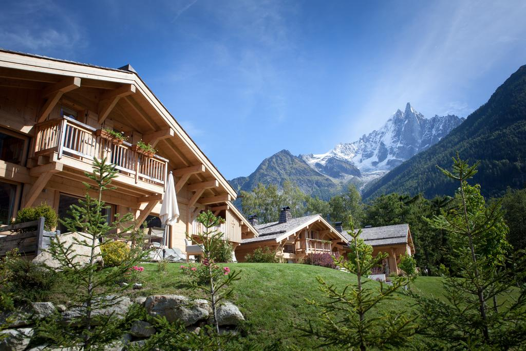 luxury chalet for walking holiday, Alps