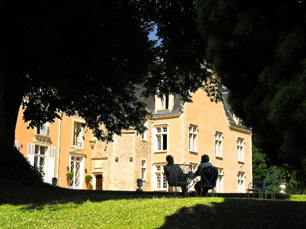 Chateau de la Barre, French B&B