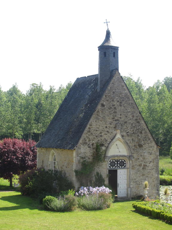 Chapel in the garden