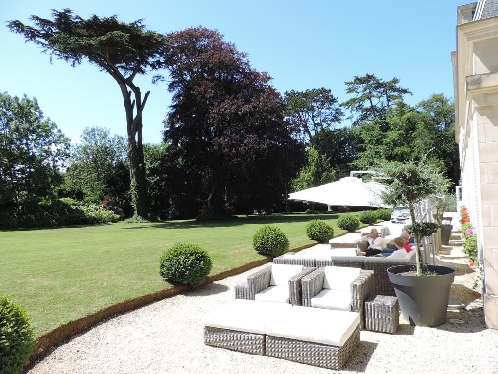 Luxury country hotel, Normandy