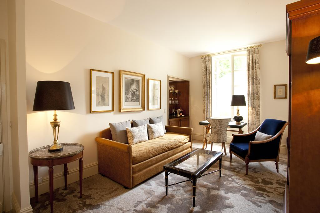 Suite, country house hotel