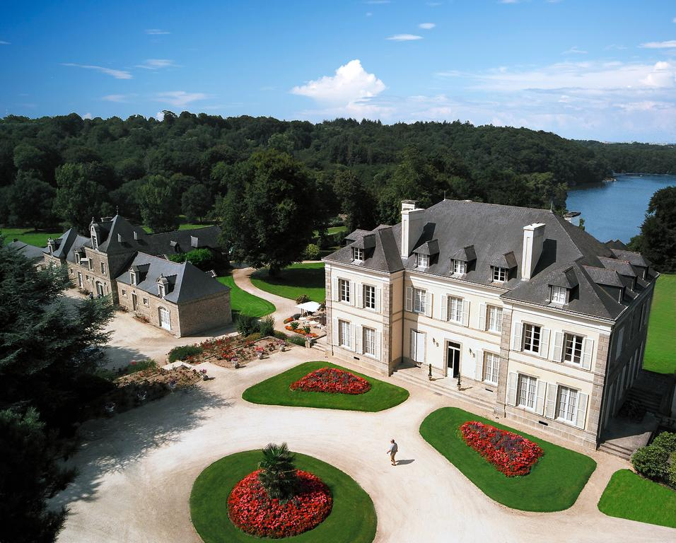 Hotel, chateau and manor, Brittany
