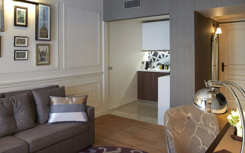 Junior Suite with kitchen