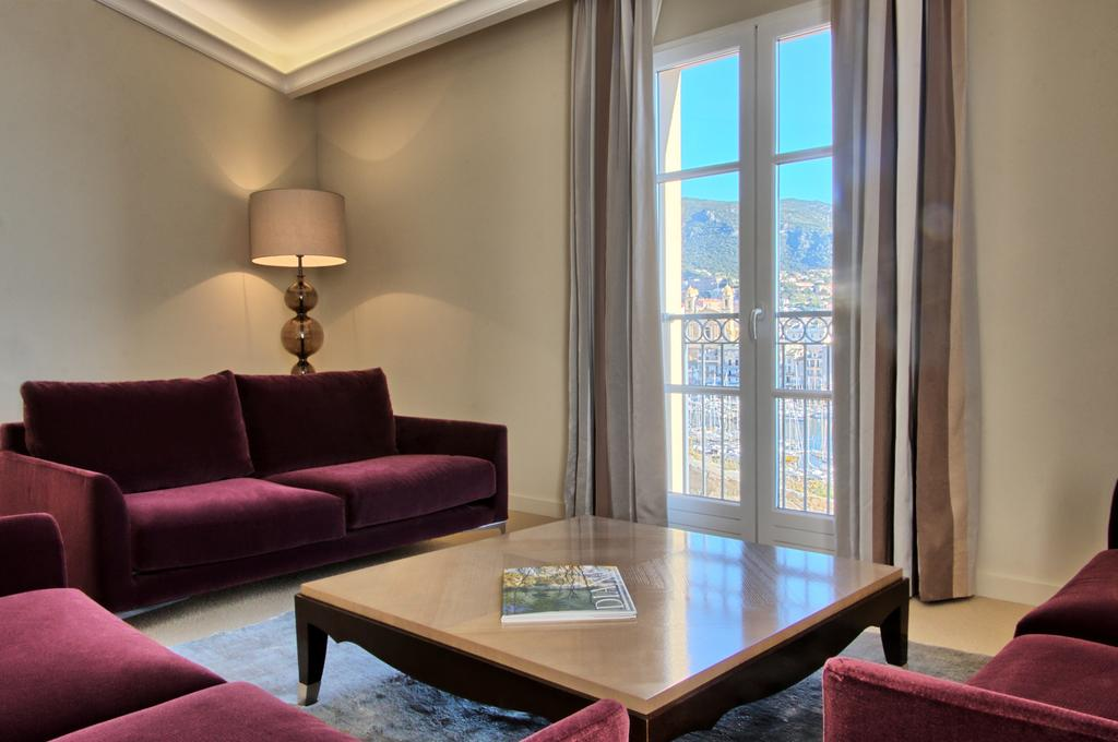 Suite with Sea View, Hotel des Gouverneurs