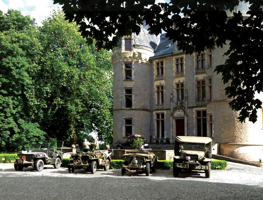 WW2 military vehicles