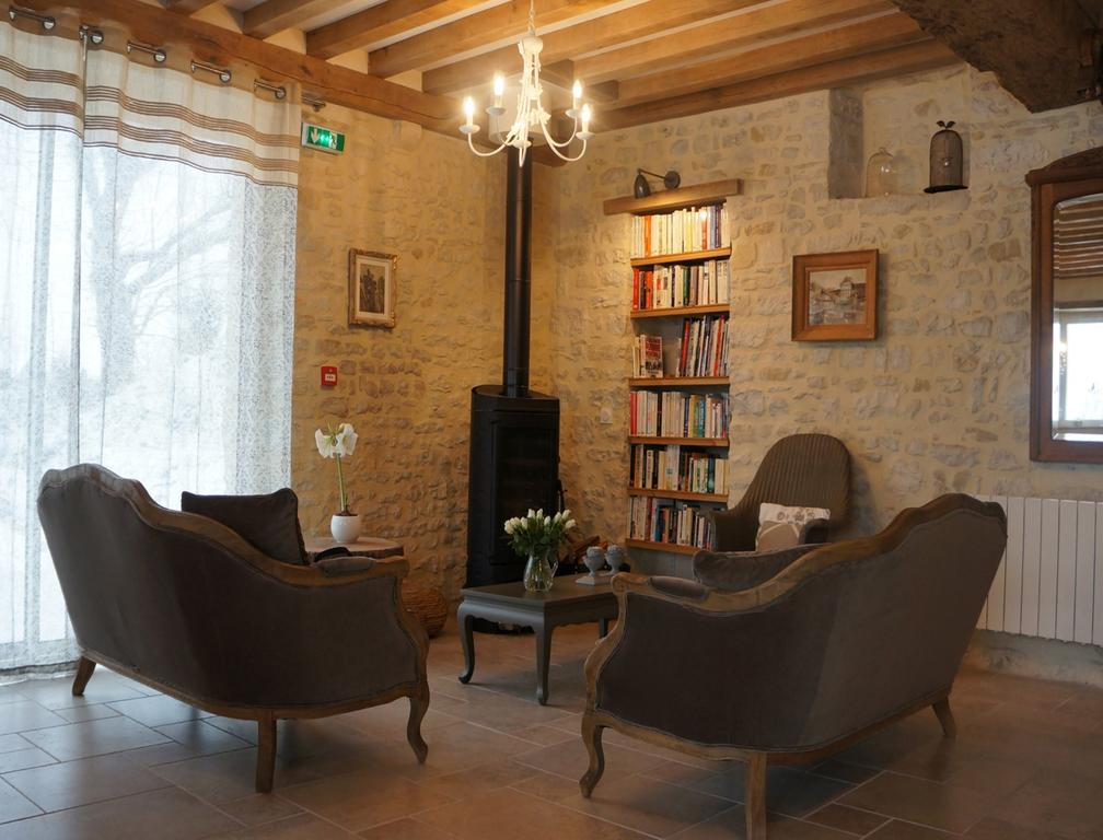 Country bed and breakfast, Normandy
