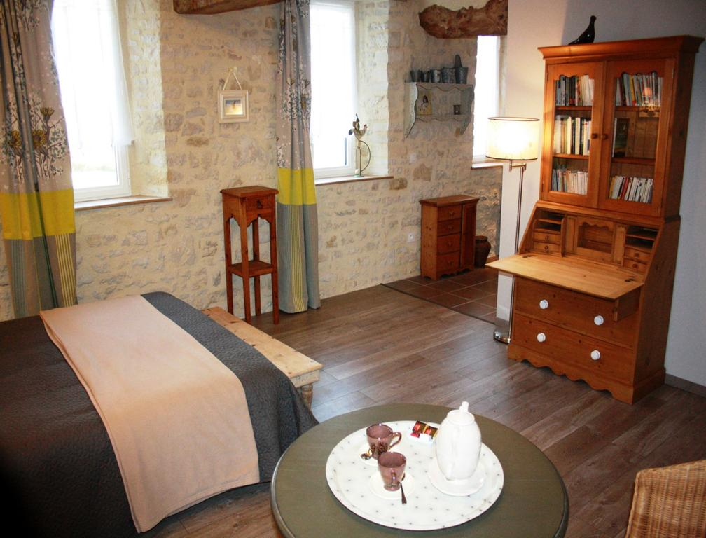 B&B, France, Normandy, large double room