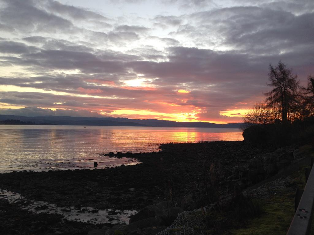 Sunset over Loch Fyne
