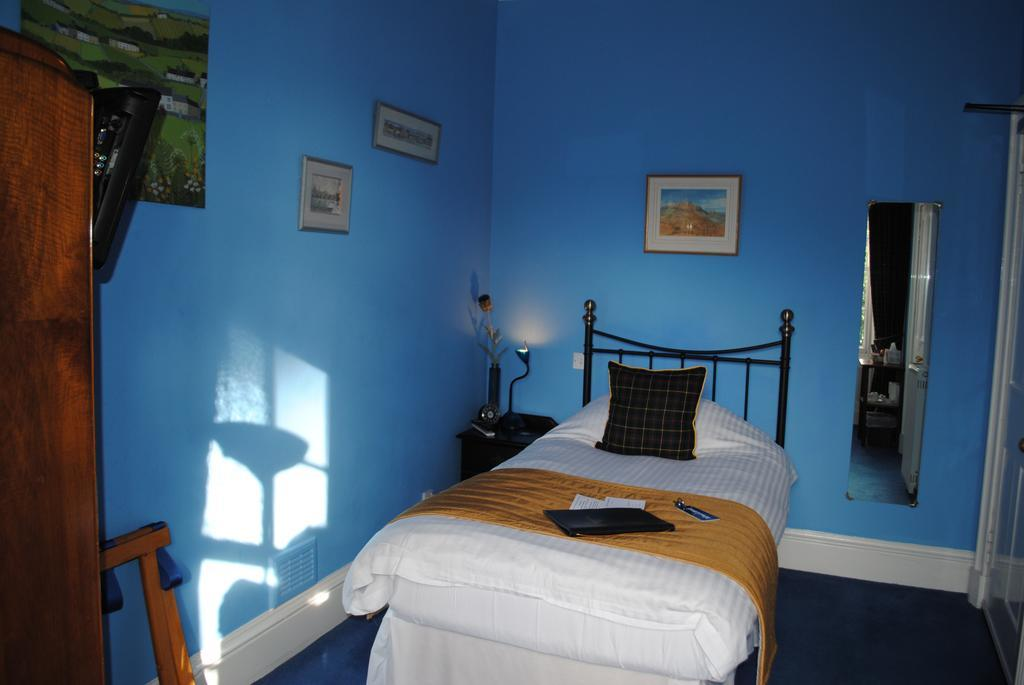 Scottish B&B single room