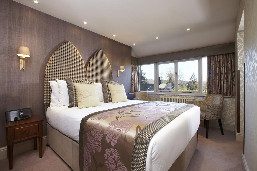Double room with views of the fells
