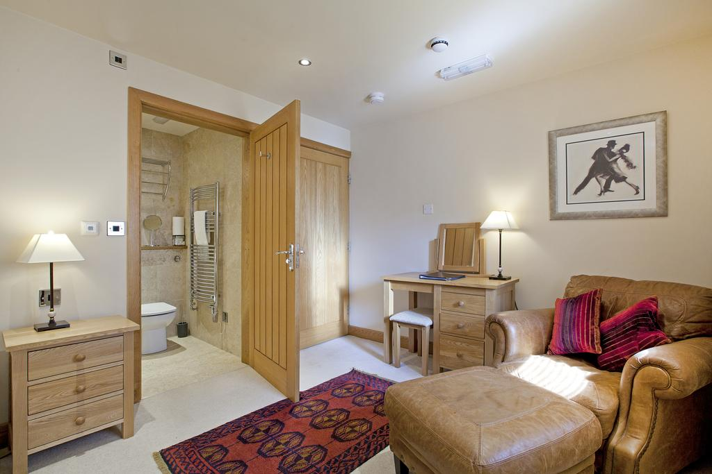 Deluxe double room, Yorkshire dales