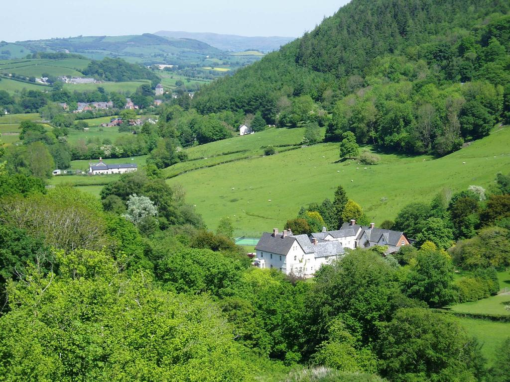 Bed and breakfast, Powys