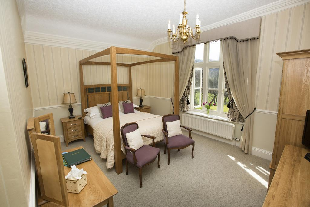 Luxury country house hotel, Cumbria