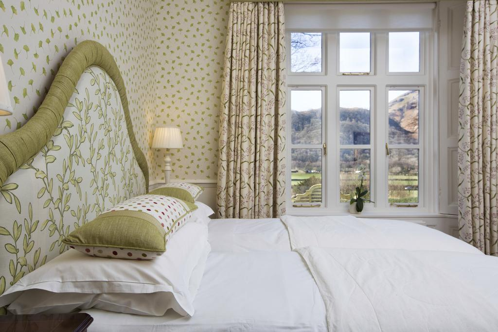 Small country house hotel, Borrowdale