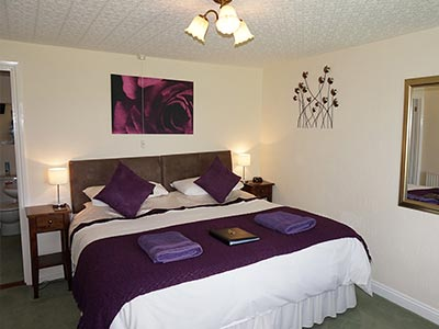 Superior King-size double room
