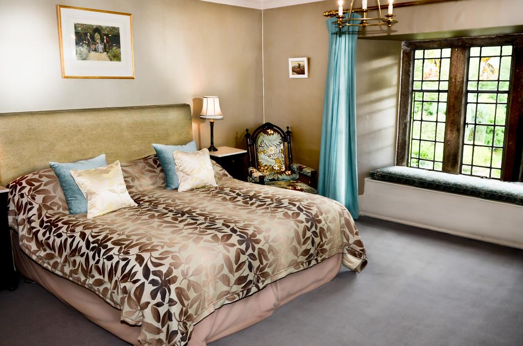 Deluxe double room, Westcountry hotel
