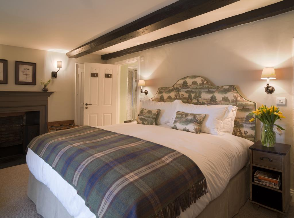 Double room, Lord Crewe Arms