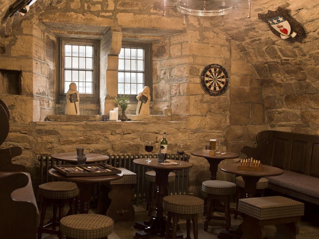 Crypt Bar, Lord Crewe Arms