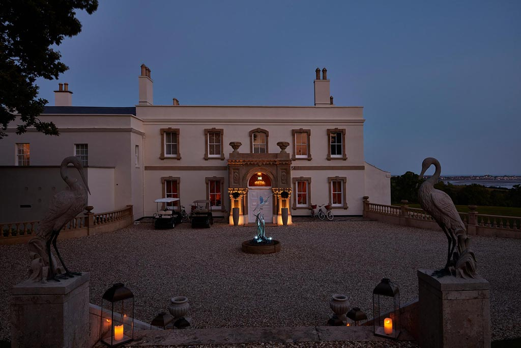 Lympstone Manor, Exmouth
