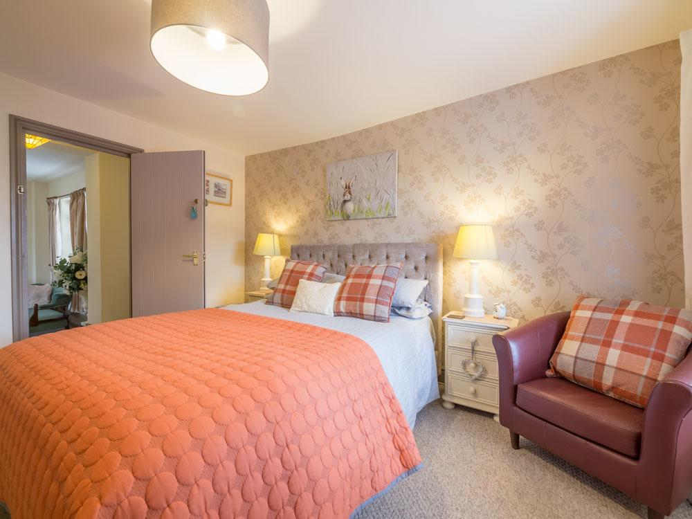 Double room, B&B
