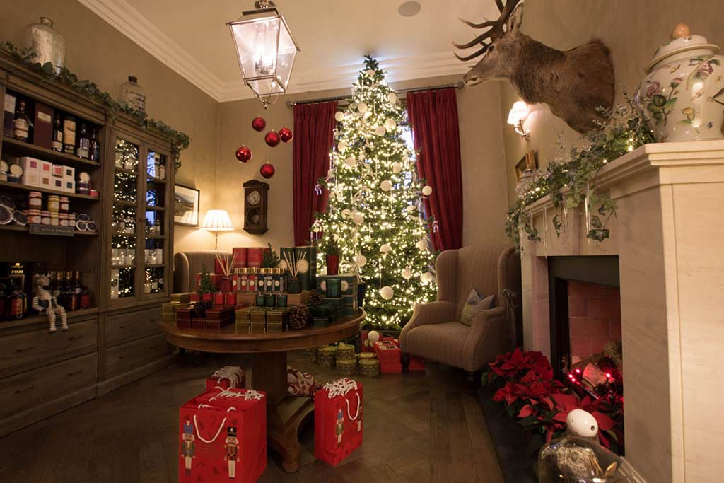 Christmas at Muckrach Country House