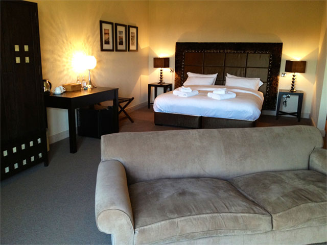 Harrogate Suite, Peak Edge Hotel