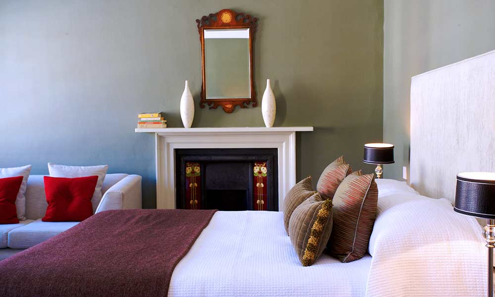 Boutique hotel in Bath