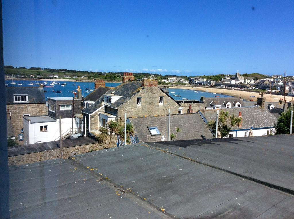 Hugh Town harbour, Isles of Scilly