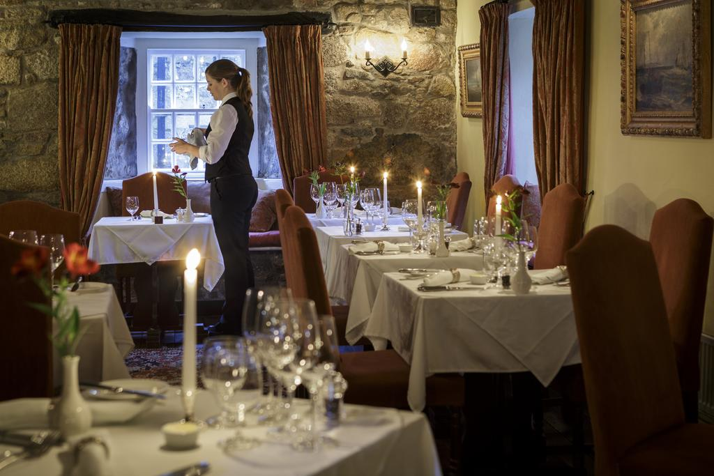 Restaurant, hotel, Isles of Scilly