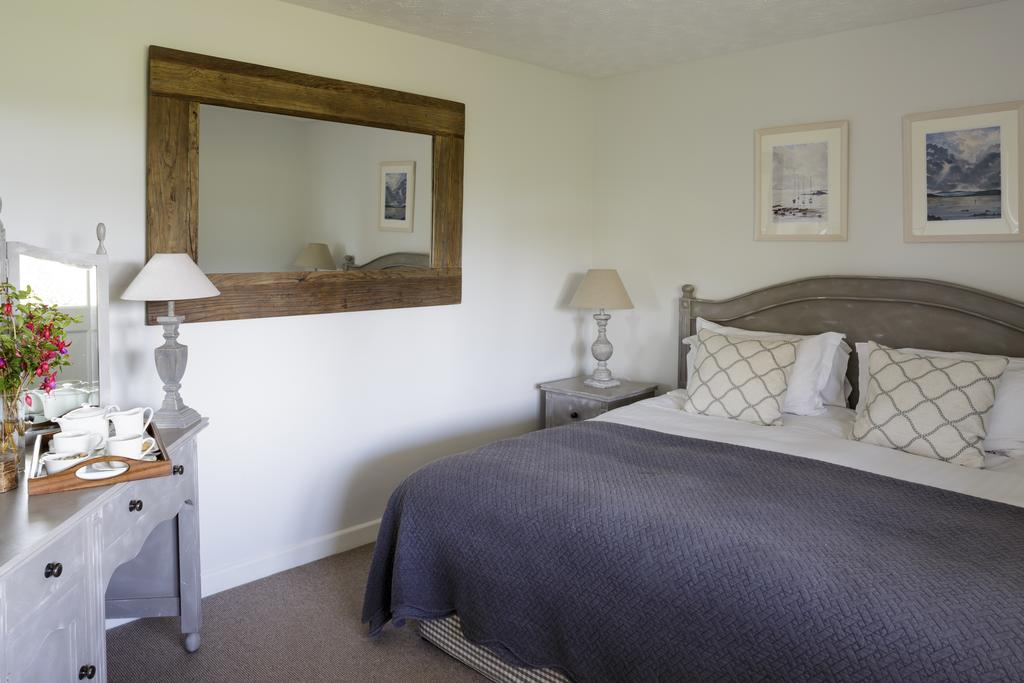 Double room, Scillies hotel