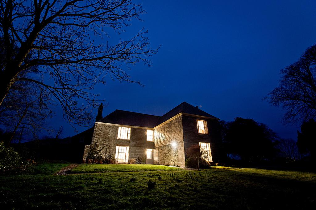 Small country house hotel, north Cornwall