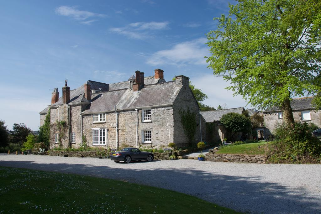 Small country house hotel, Polzeath