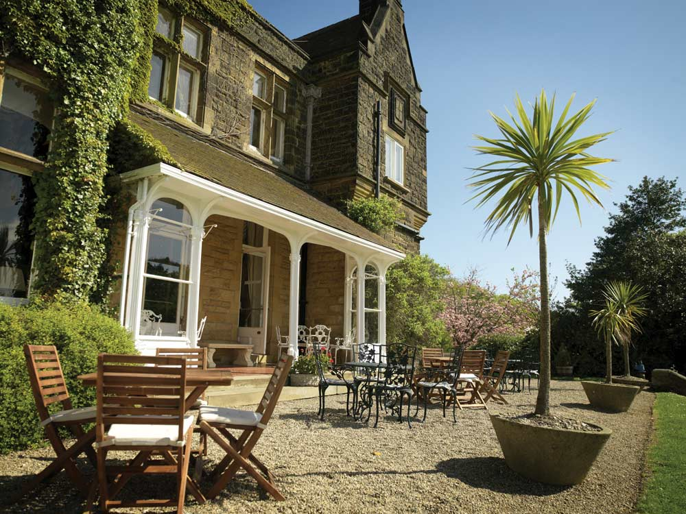 Yorkshire country house hotel