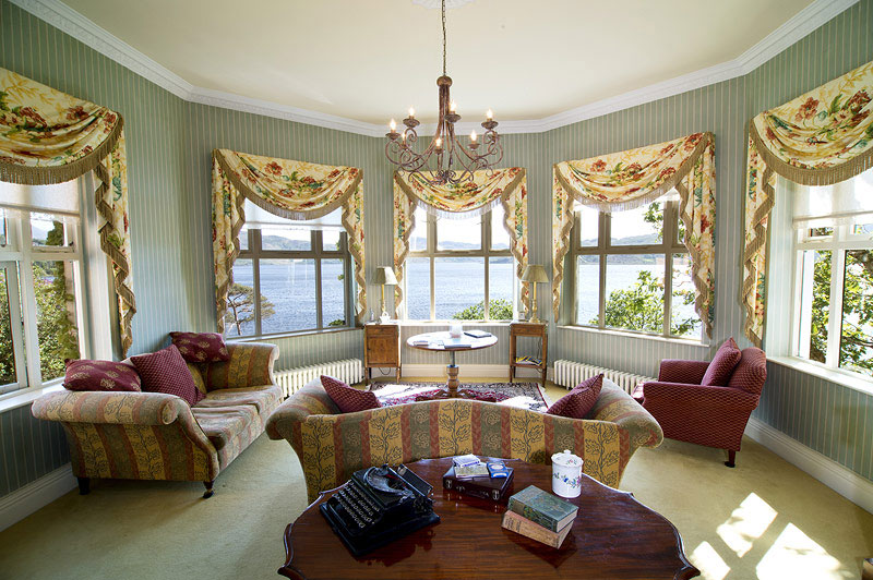 Private sitting room, Presidential Suite