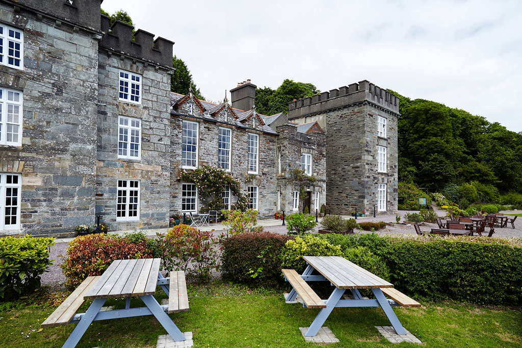 Small hotel, West Cork